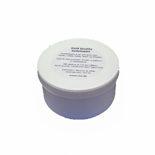 Gold Quality Saddle Soap