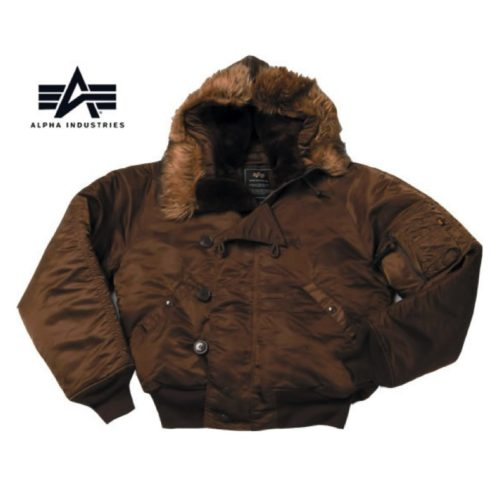 N-2B Waist Parka - Alpha Industries