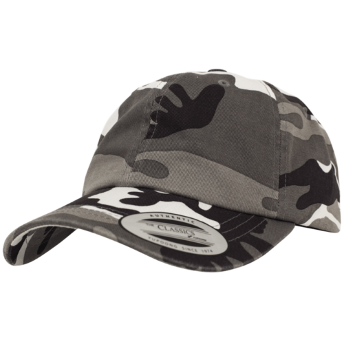 Low Profile Camo Cap - Urban