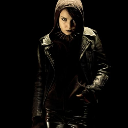 The Girl with the Dragon Tatoo - Lisbeth Salander 2005(((Men Who Hate Women is the original title of Swedish Millenium triology part 1. Lisbeth is brilliantly acted by Noomi Rapace portrayed here.