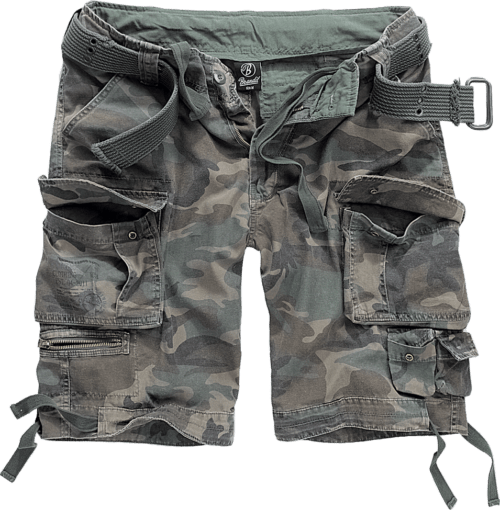 Savage Vintage Shorts - Woodland