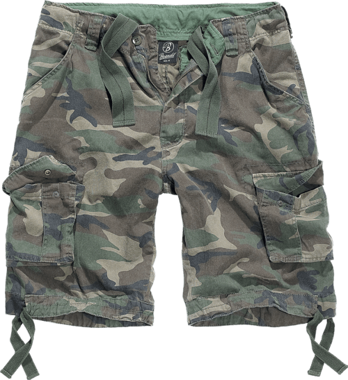 Urban Legend Cargo Shorts - Woodland