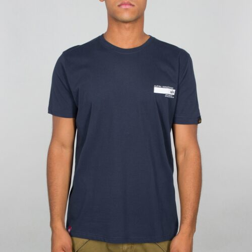Bount Ave. Tee - New Navy