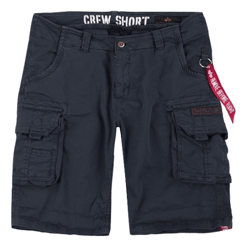 Crew Short - Rep. Blue