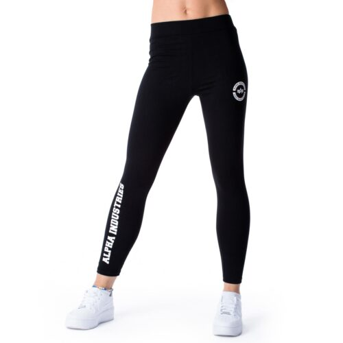 Alpha Industries TTP Leggings - Pitch Black